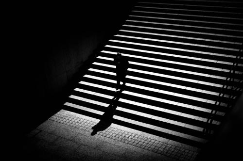 Cold morning by Junichi Hakoyama